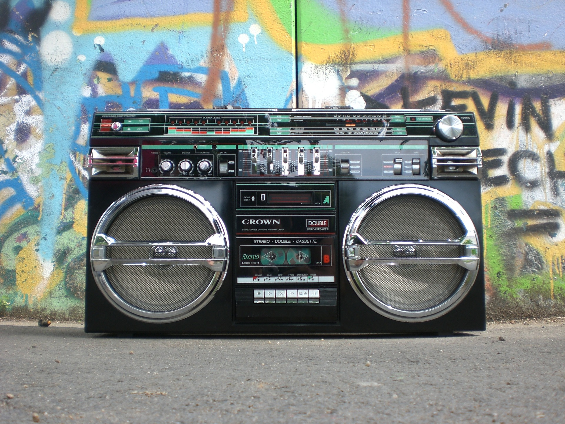 Hip Hop Boom Box